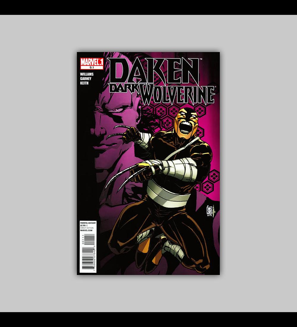 Daken: Dark Wolverine 9.1 2011