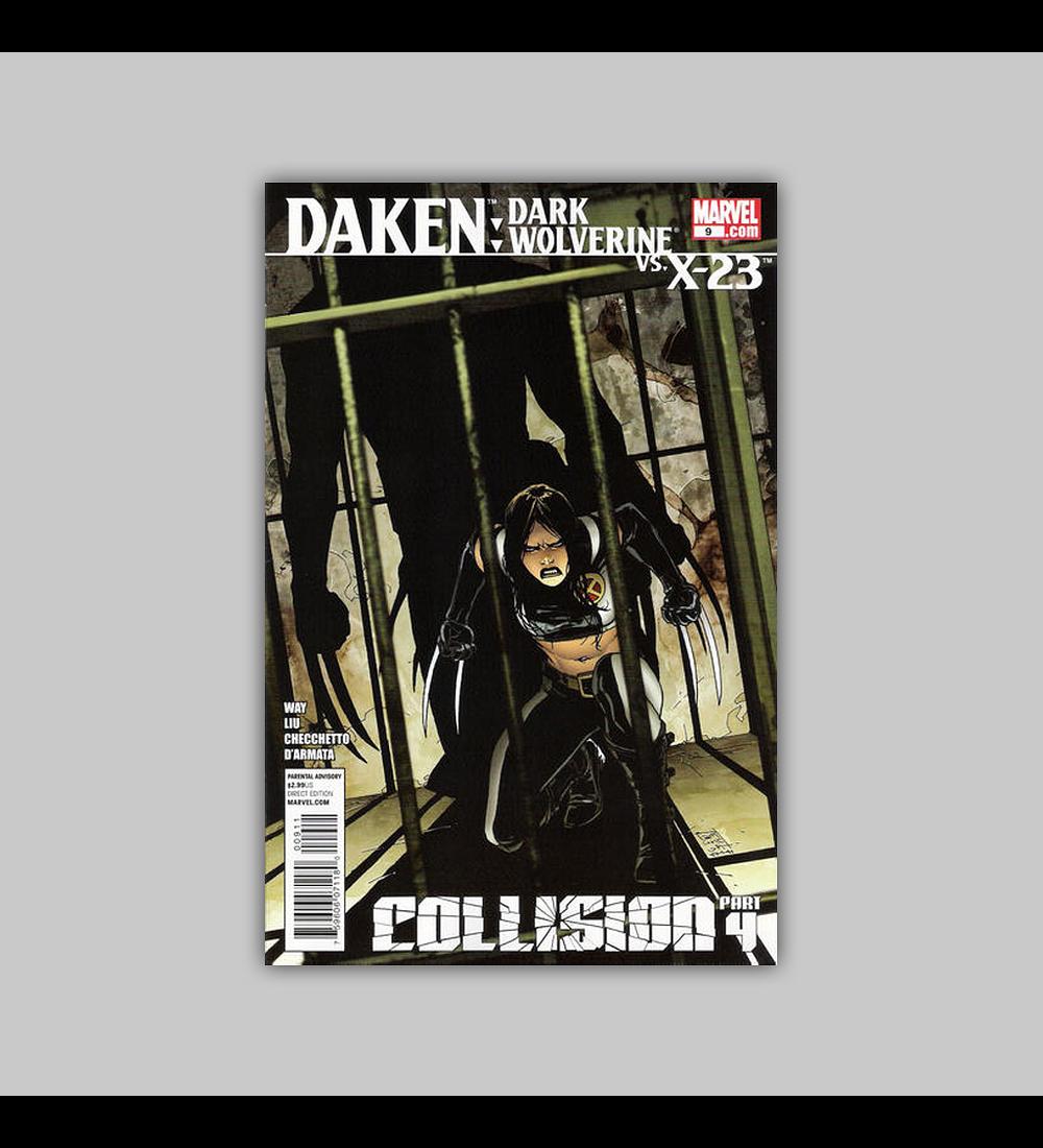 Daken: Dark Wolverine 9 2011