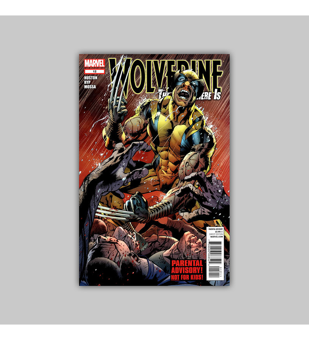 Wolverine: The Best There Is 12 2012