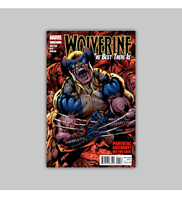 Wolverine: The Best There Is 11 2012