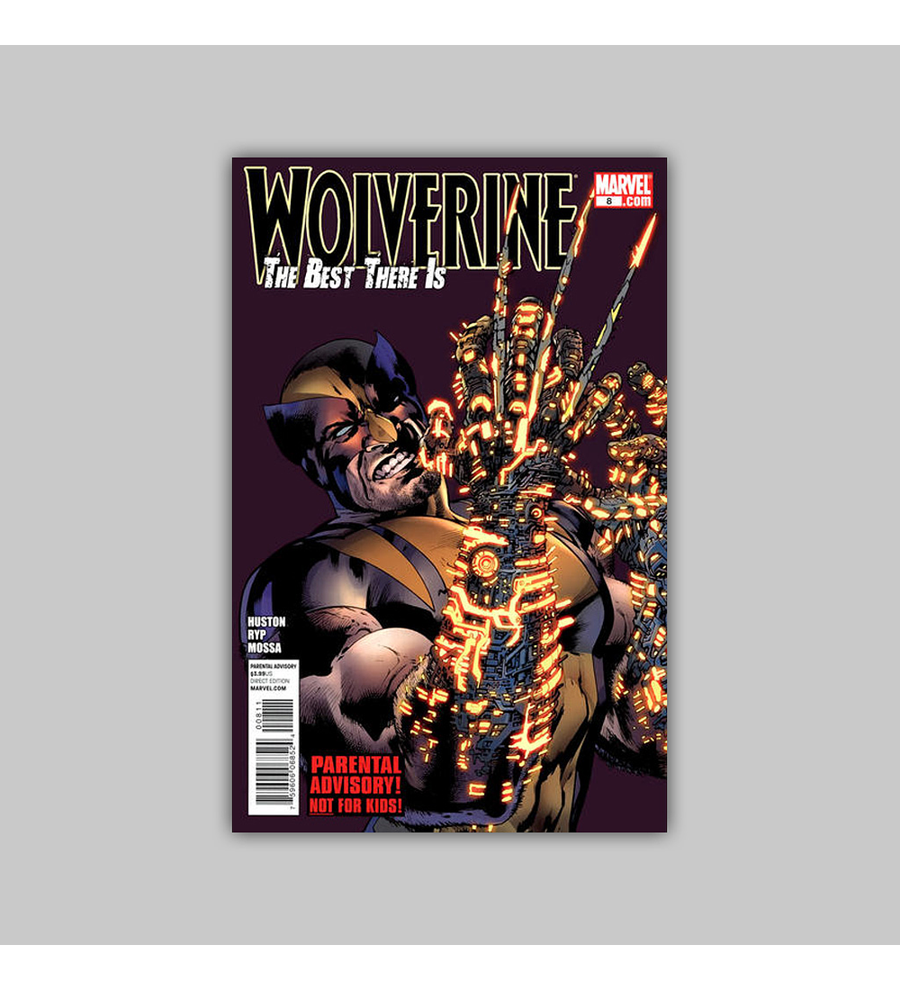 Wolverine: The Best There Is 8 2011