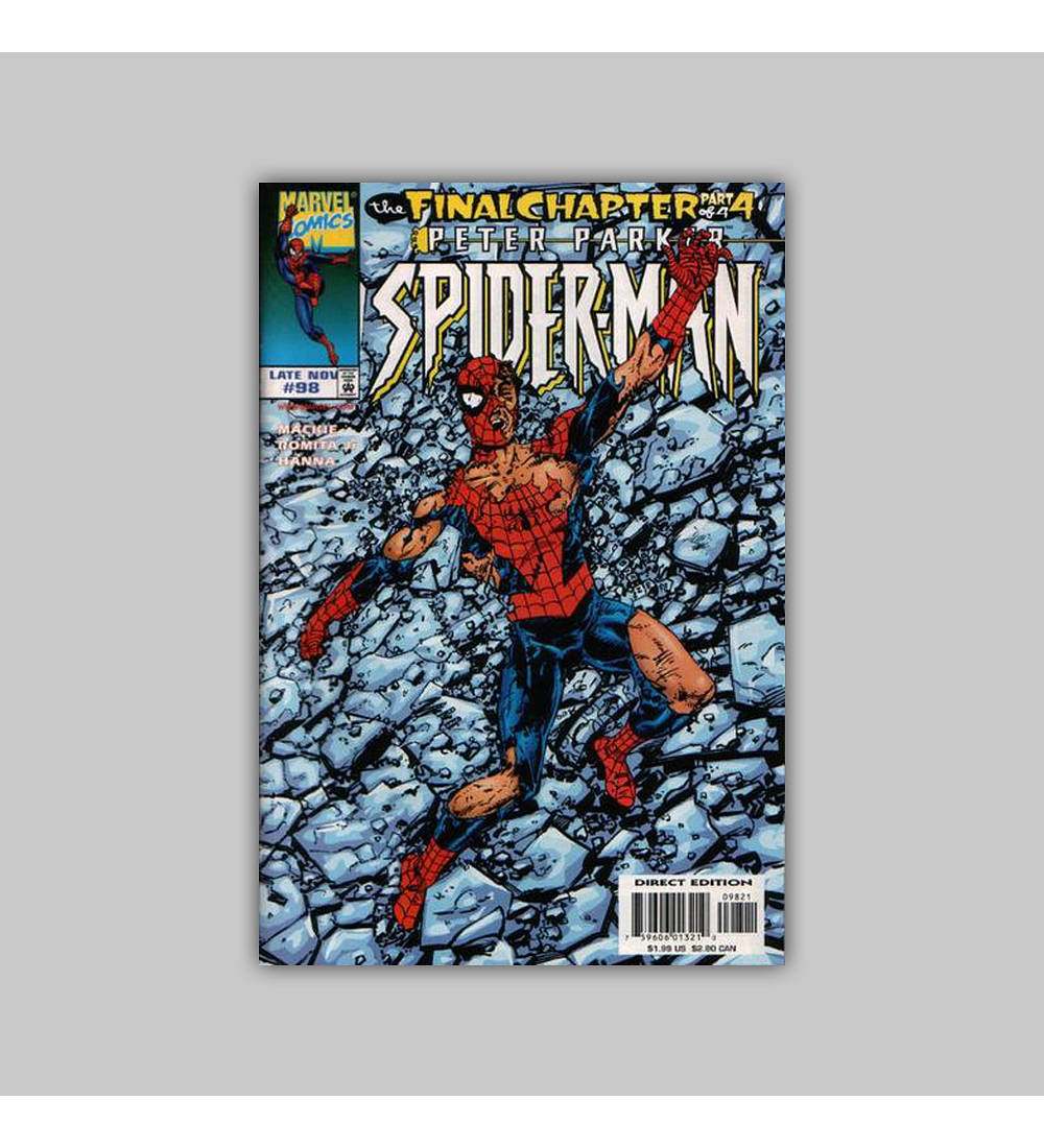 Peter Parker: Spider-Man 98 1998