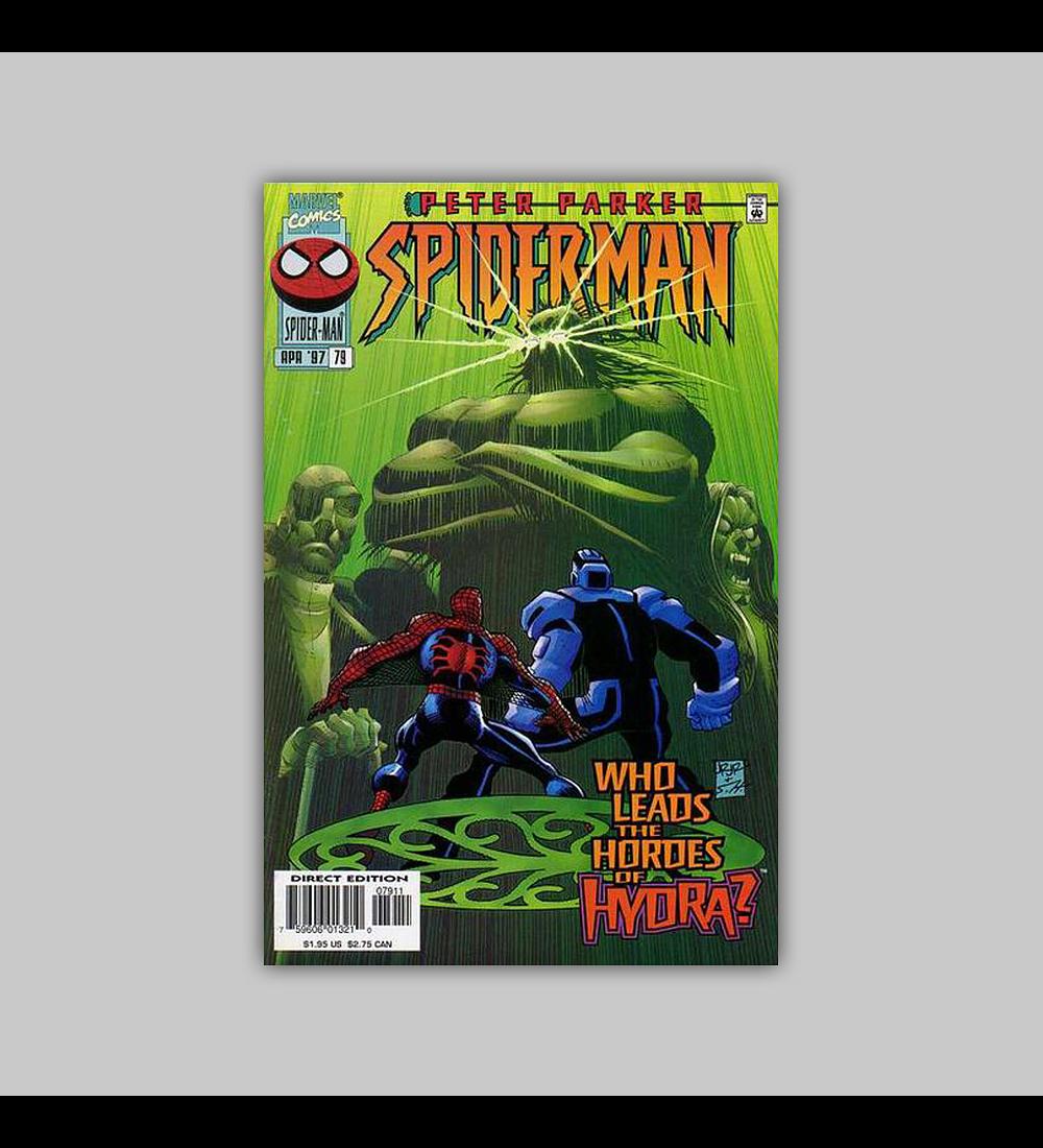 Peter Parker: Spider-Man 79 1997