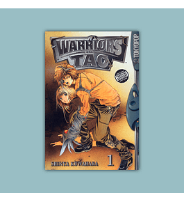 Warriors of Tao Vol. 01 2004