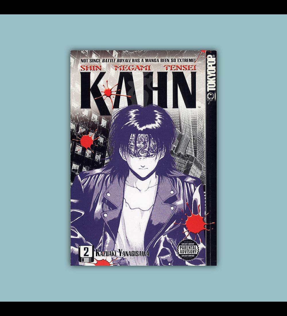 Shin Megami Tensei (Kahn) Vol. 02 2008