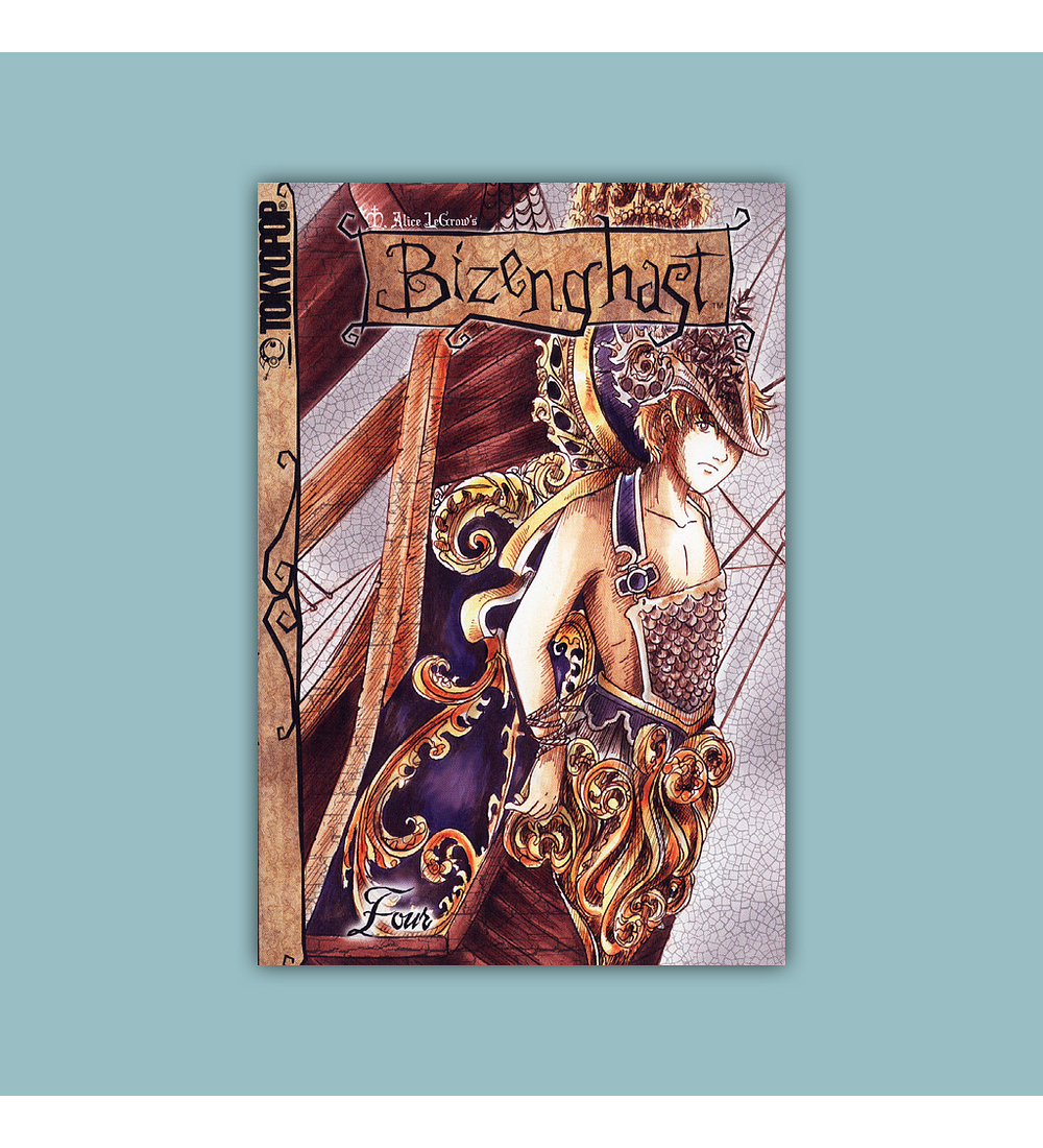 Bizenghast Vol. 04 2007