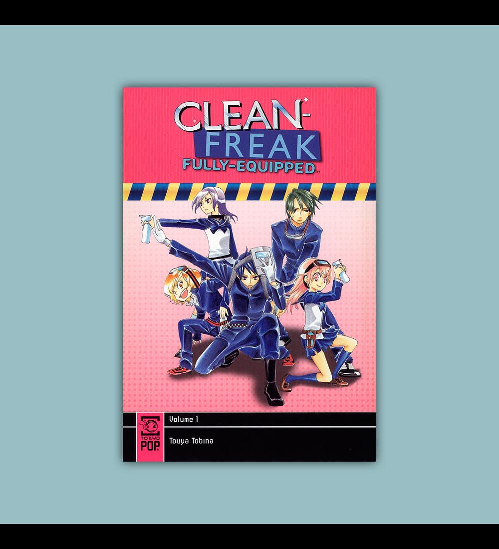 Clean:  Freak Fully Equipped Vol. 01 2011