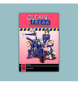 Clean:  Freak Fully Equipped Vol. 01 2011