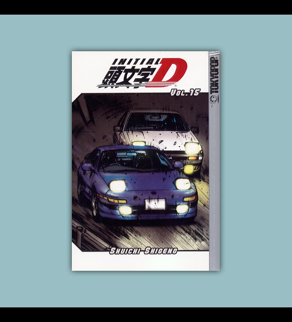 Initial D Vol. 15 2004