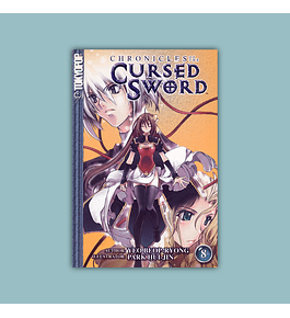 Chronicles of the Cursed Sword Vol. 08 2004