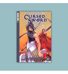Chronicles of the Cursed Sword Vol. 10 2005