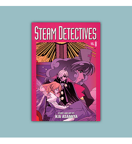 Steam Detectives Vol. 08 2004