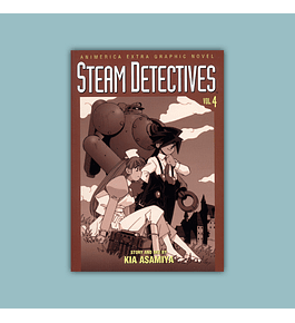 Steam Detectives Vol. 04 2001