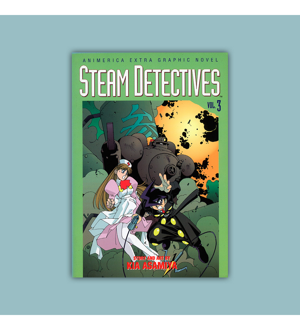 Steam Detectives Vol. 03 2000