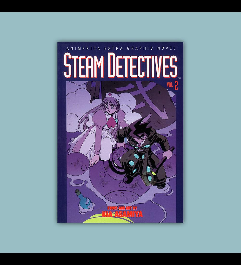 Steam Detectives Vol. 02 1999