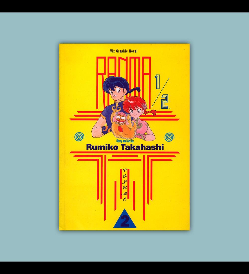 Ranma 1/2 Vol. 02 15ª. Edição