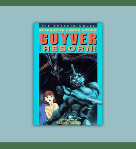 Bio-Booster Armor Guyver Vol. 05: Guyver Reborn 1996