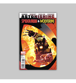 Astonishing Spider-Man/Wolverine 6 2011