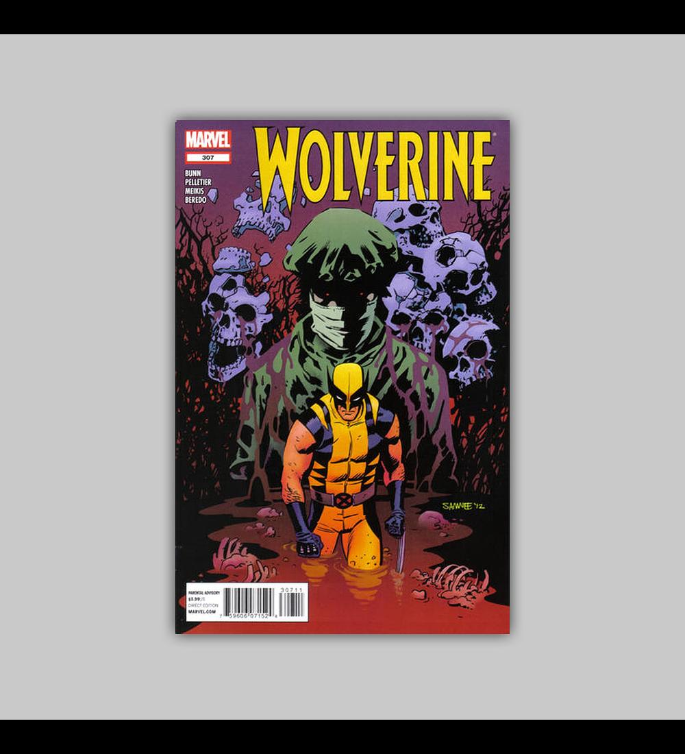 Wolverine 307 2012