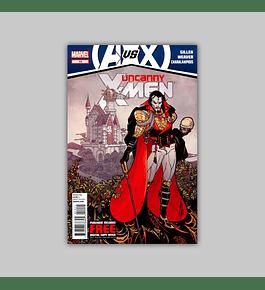 Uncanny X-Men (Vol. 2) 14 2012