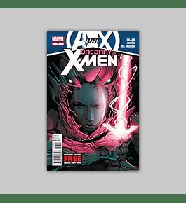 Uncanny X-Men (Vol. 2) 17 2012