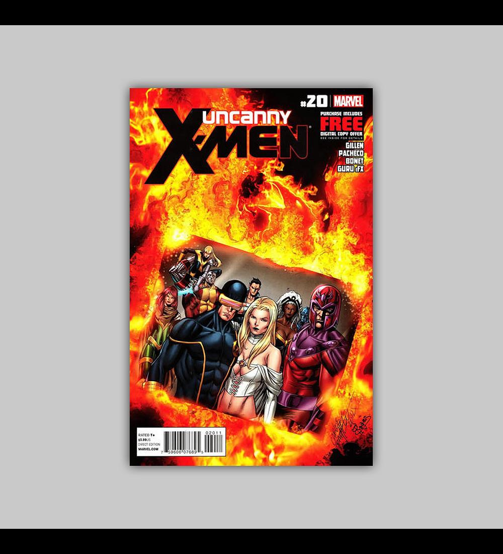 Uncanny X-Men (Vol. 2) 20 2012