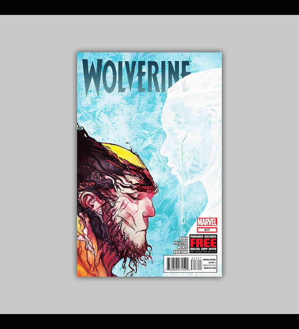 Wolverine 317 2013