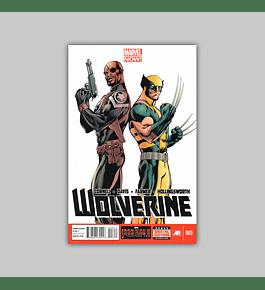 Wolverine (Vol. 4) 3 2013