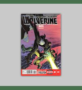 Wolverine (Vol. 4) 4 2013
