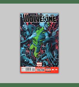 Wolverine (Vol. 4) 5 2013