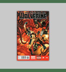 Wolverine (Vol. 4) 6 2013