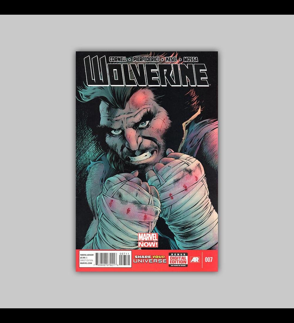 Wolverine (Vol. 4) 7 2013