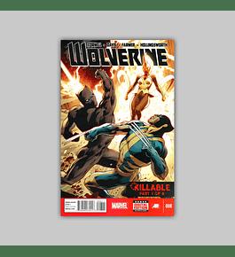 Wolverine (Vol. 4) 8 2013