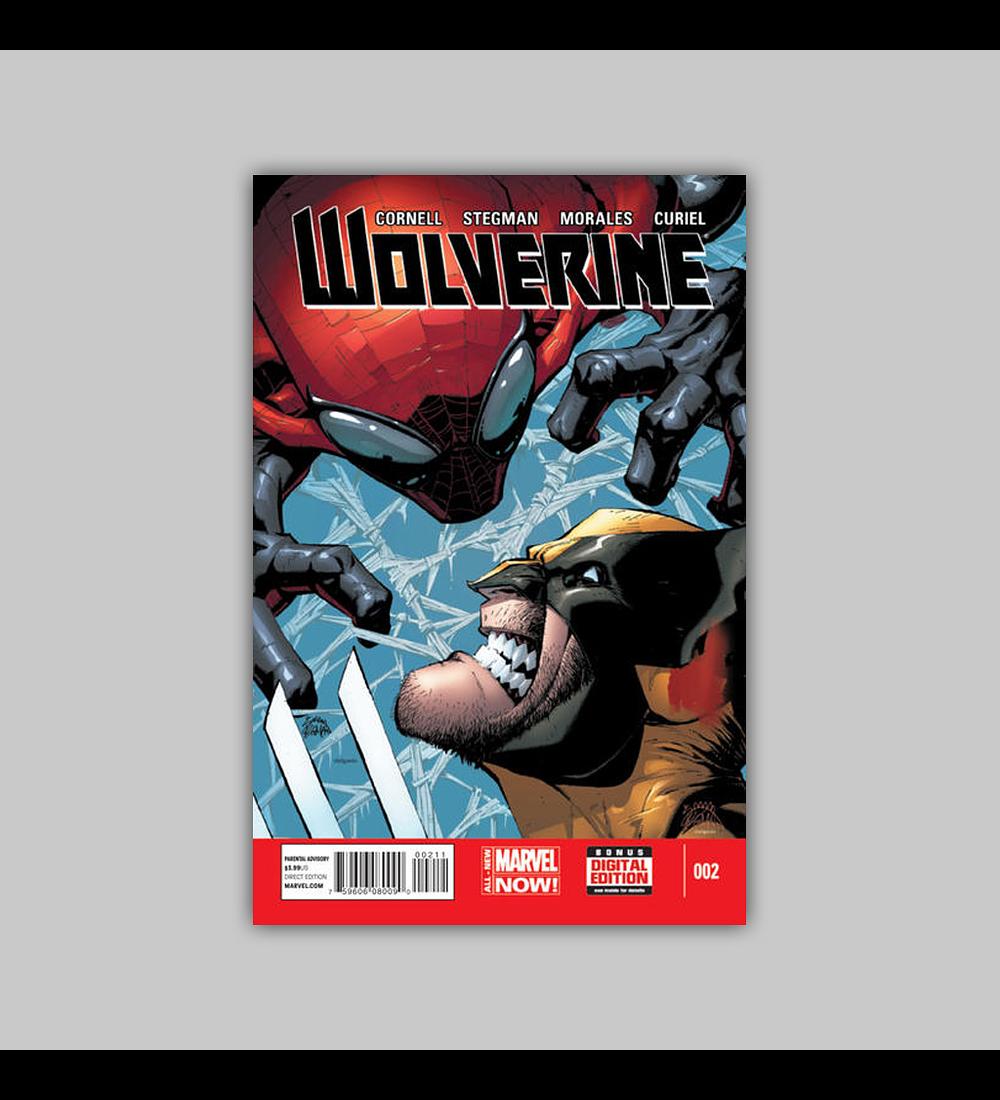 Wolverine (Vol. 5) 2 2014