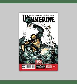 Wolverine (Vol. 5) 3 2014