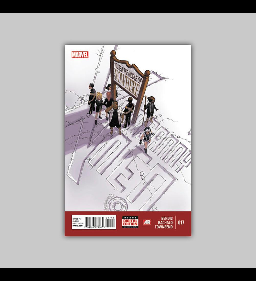 Uncanny X-Men (Vol. 3) 17 2014
