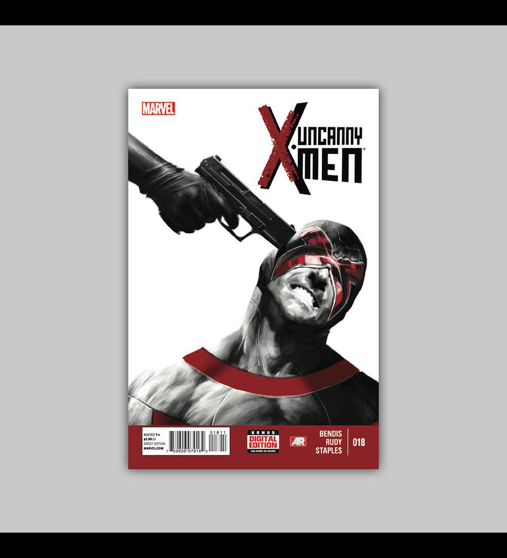 Uncanny X-Men (Vol. 3) 18 2014