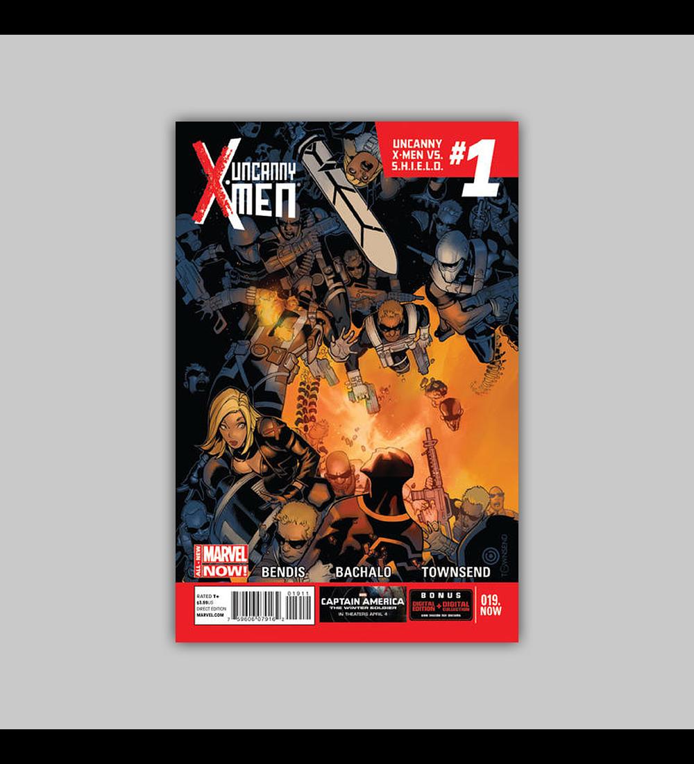 Uncanny X-Men (Vol. 3) 19 2014