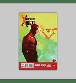 Uncanny X-Men (Vol. 3) 27 2014