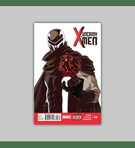 Uncanny X-Men (Vol. 3) 28 2015