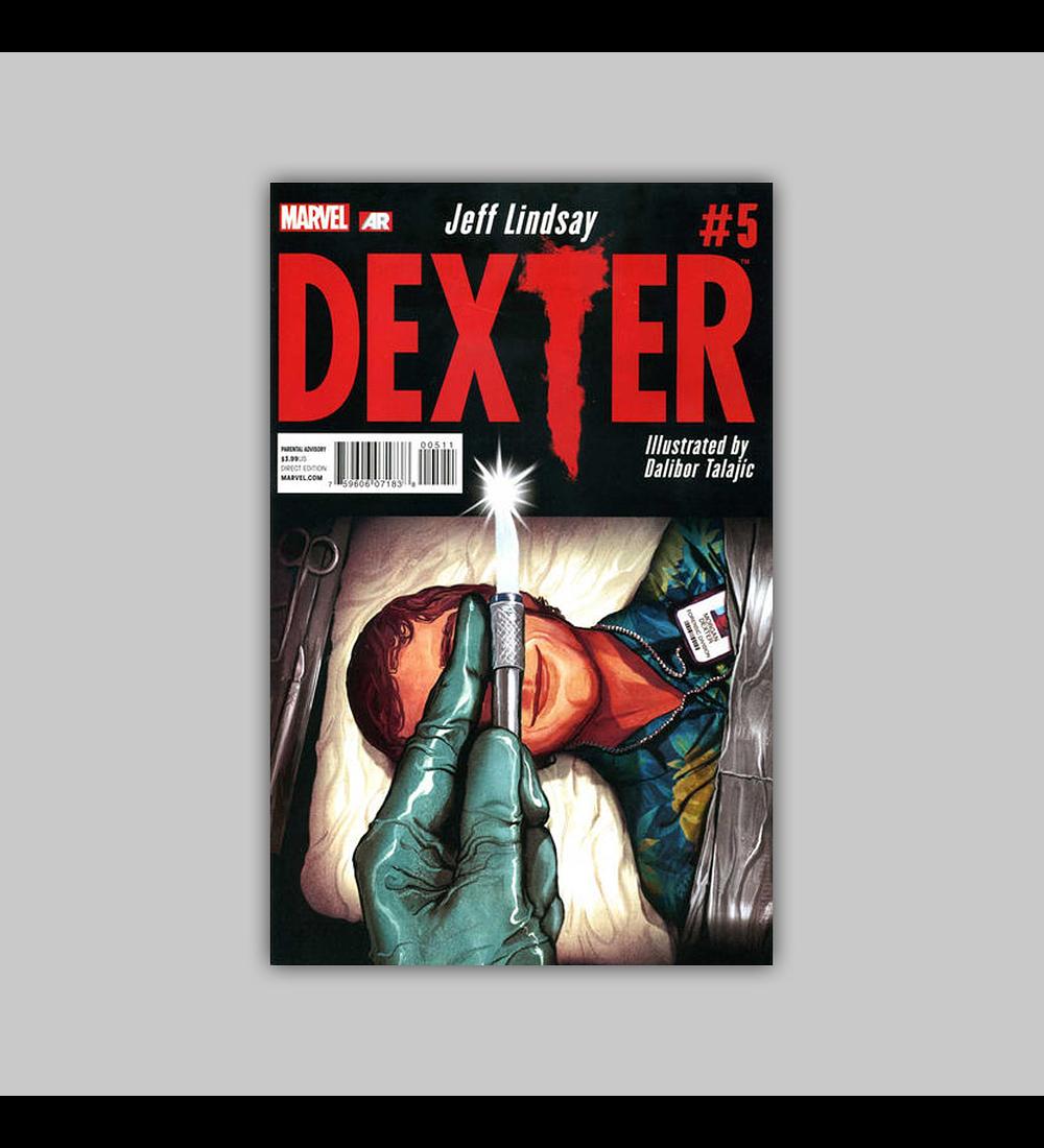Dexter 5 2014