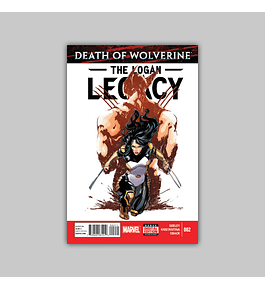 Death of Wolverine: Logan Legacy 2 2014