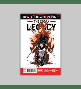 Death of Wolverine: Logan Legacy 2 2014
