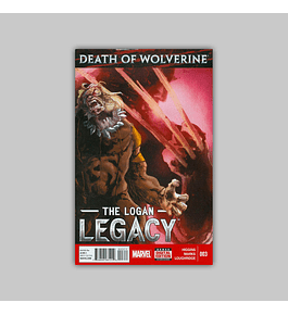 Death of Wolverine: Logan Legacy 3 2014