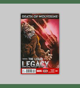 Death of Wolverine: Logan Legacy 3 2014