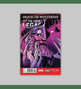 Death of Wolverine: Logan Legacy 4 2015