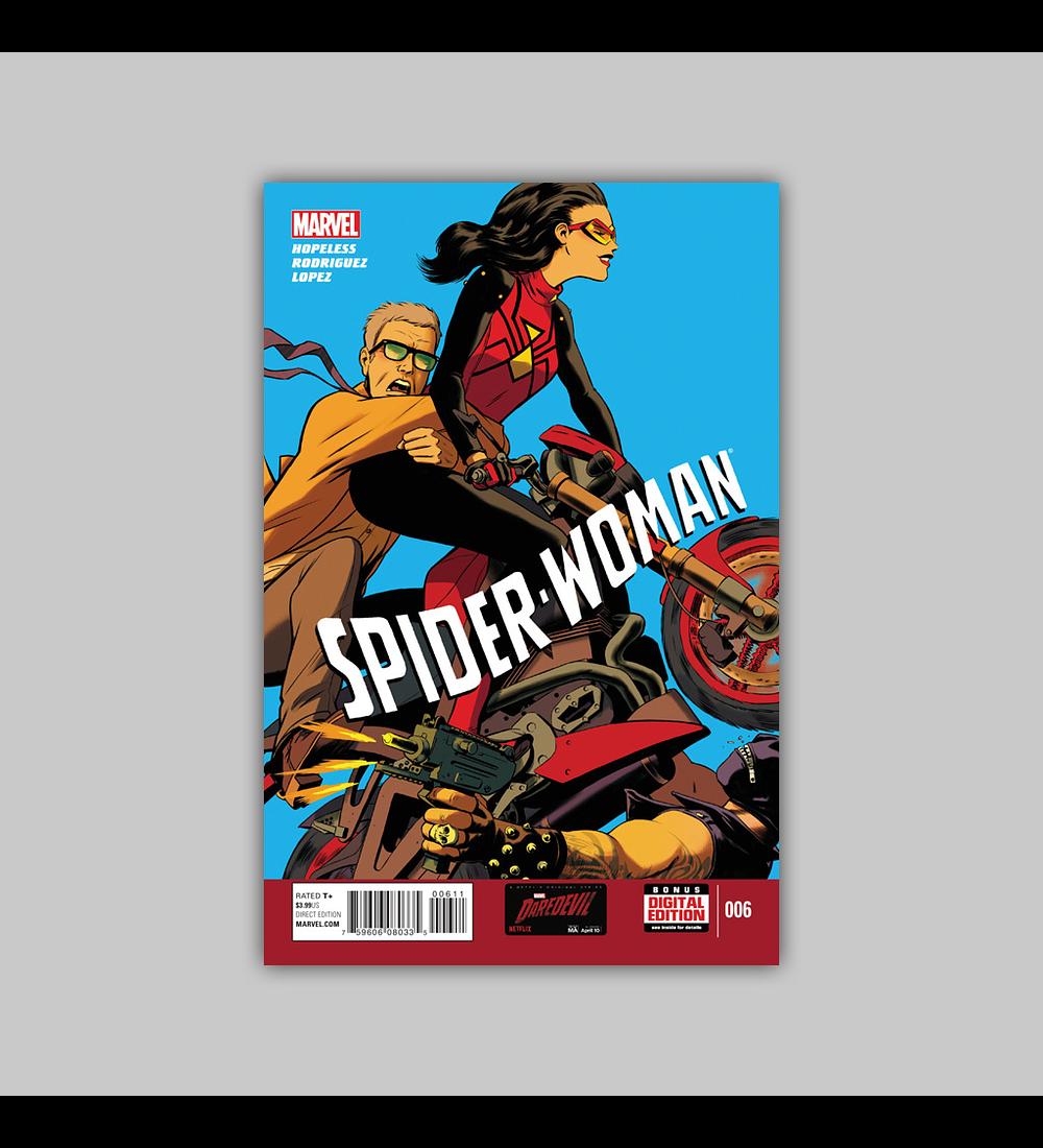 Spider-Woman (Vol. 3) 6 2015