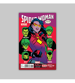 Spider-Woman (Vol. 3) 7 2015