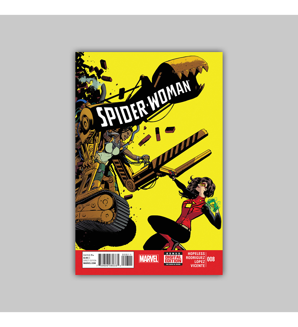 Spider-Woman (Vol. 3) 8 2015
