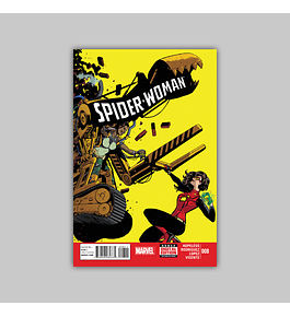 Spider-Woman (Vol. 3) 8 2015